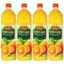 델몬트 오렌지100 1.5L x 12펫 / 오렌지쥬스 주스