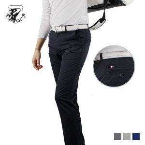 (현대Hmall)골프웨어 남성 평상복 겸용 골프바지/출퇴근바지