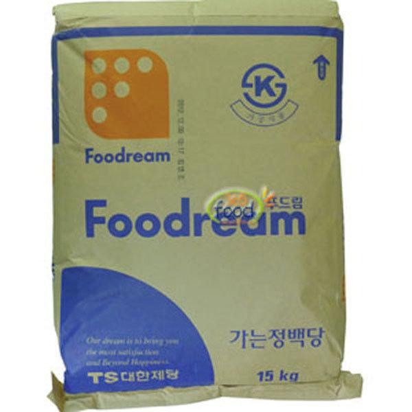 대한제당 정백당 하얀설탕 15kg