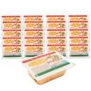 냉면김치 250gx20개-냉면무김치 냉면무 무우김치 육수