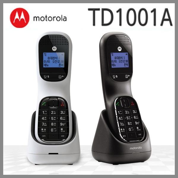모토로라 TD1001A 발신자표시가정용사무용전화기