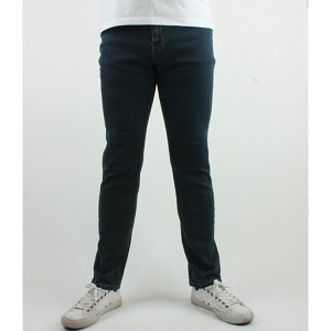 ARSON  14047 SLIM STRAIGHT JEANS (BLUE)