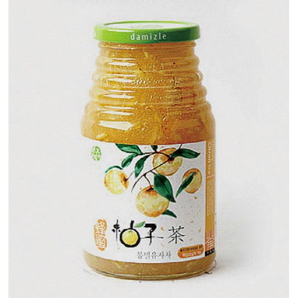 봉밀유자차(1kg/다정)