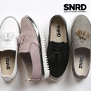 여성슬립온 스니커즈 SN173 신발 단화 로퍼 여자신발