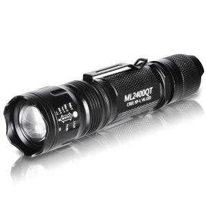 몬스터라이트 2400 퀀텀 CREE XP-L V6 LED 줌 라이트