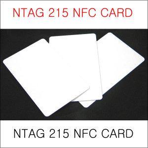 NTAG 215 NFC CARD 아미보호환 CARD TYPE 4월초 입고