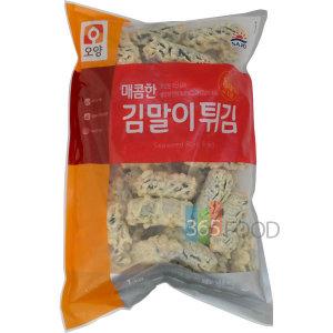 사조오양 매콤한 김말이튀김 1kg