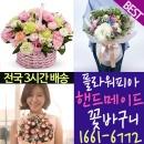당일배송/ 꽃바구니 꽃다발 꽃배달/ 생일 프로포즈