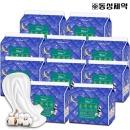 와우 순면 생리대 슈퍼롱 오버나이트 6PX10팩(총60P)