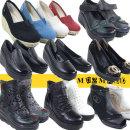여성구두/통굽/여름샌들/단화로퍼/키높이/웨지힐/신발