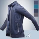 봄 여름 남성 자켓 점퍼 바람막이 단체 작업복 등산복