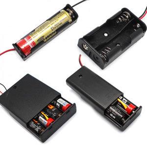 배터리홀더 3V12V9V케이스 AA AAA LED 건전지케이스