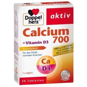 도펠헤르츠 칼슘700 + D3 30st