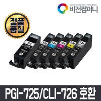 PGI-725 CLI-726//MG6170 MG6270 iP4870 iX6560 MX886