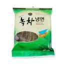 준훈 녹차냉면 2kg(10인분)-냉면사리 물냉면 녹차국수