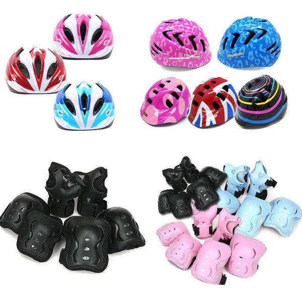 헬멧 보호대 안전 보호 장비 성인 아동 자전거 인라인