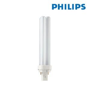PL-C 26W 2PIN 주광 10개박스 램프 전구 형광등