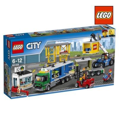 [레고] 레고 시티 60169 시티 화물 터미널