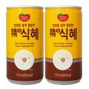 동원 밥알없는식혜 175ml x 30캔 / 식혜 음료수