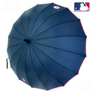 정품 MLB 우산 자동 장우산 수동 간지필수품
