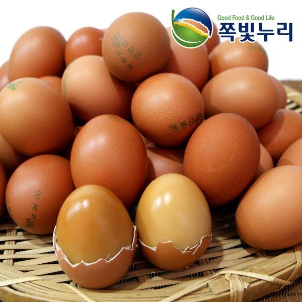 HACCP 계란 구운계란 훈제계란 30+30알 생산일자표기