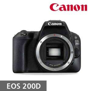 캐논정품/컬스/EOS 200D+18-55mm IS STM/화이트/블랙