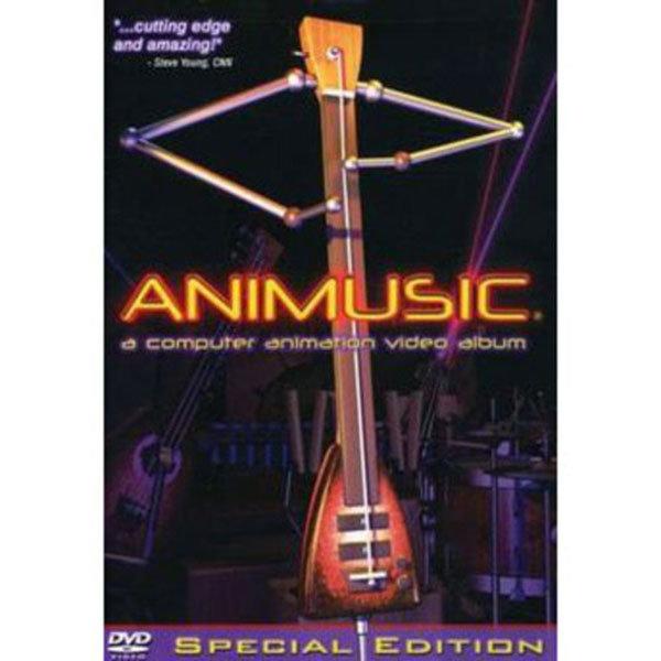 (중고/DVD) Animusic Special Edition (애니뮤직수입)