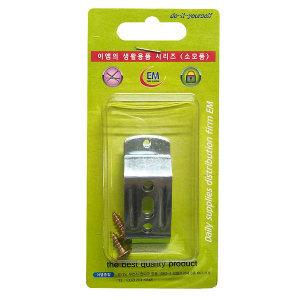 이엠 롤스크린 클립2p(47mm)부속스냅 버티컬고정