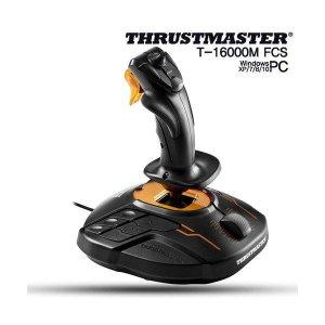 트러스트마스터 비행기 조이스틱 T-16000M FCS(PC용)