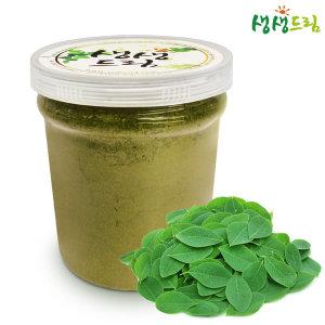모링가잎 100% 분말 가루 200g 직접공정 이물질 NO