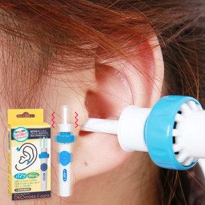 진동 전동 흡입 귀클리너/귀청소기/귀이개/귀지제거 - 상품 이미지