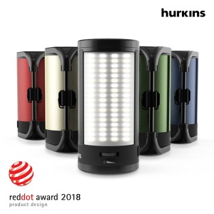 허킨스 2018 스타알파 LED 캠핑랜턴 2000루멘 충전식