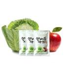 자연미담 양배추사과진액 90mlx30포/양배추즙/사과즙