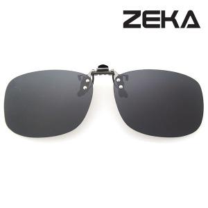 제카 ZEKA 심플 편광 클립 선글라스 / 남녀공용