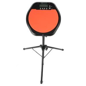 연습용 8인치 드럼 패드 DS100 세트