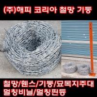 해피코리아/안전망/철망/보호망/양계망/휀스/멀칭