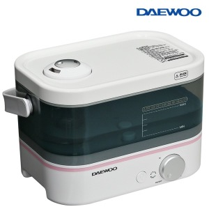 대우 초음파 미세 가습기/연속12Hr DEH-C450 핑크 - 상품 이미지