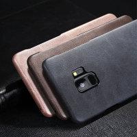 갤럭시 S9 S9플러스 램스킨 양가죽 케이스