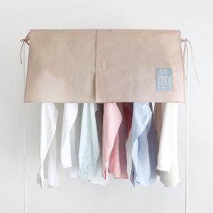 유니크 하프 행거커버 /먼지가리개/헹거커버/옷덮개