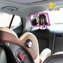 안전거울 후방형 차량용 유아 후방거울 카시트후방거
