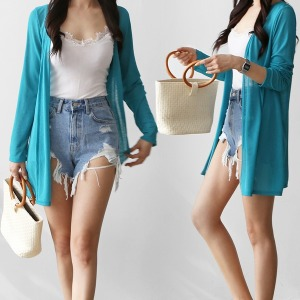 여자 여름 기본 가디건(13color) 신상입고 총 20칼라