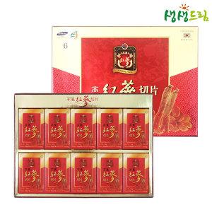 추석선물세트 고려 홍삼 절편 1box  / 쇼핑백증정