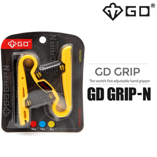 GD GRIP N/악력기/완력기/손운동/손지압/악력운동