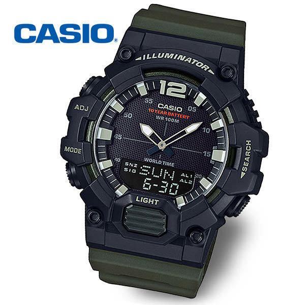 (현대Hmall) 정품  CASIO 카시오 군인용 전자 스포츠시계 HDC-700-3AVDF