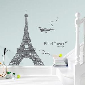 인테리어 포인트스티커 벽지 IP517-파리여행