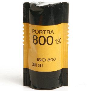 코닥 컬러필름 포트라 800 120 중형(1롤) PORTRA 800