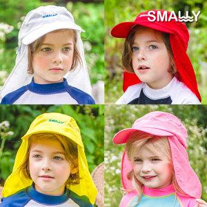 아동 유아 UV자외선차단 수영 모자 플랩캡 플랩햇