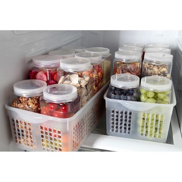 한정특가 실리쿡 냉장고문수납 트레이 단품 1개