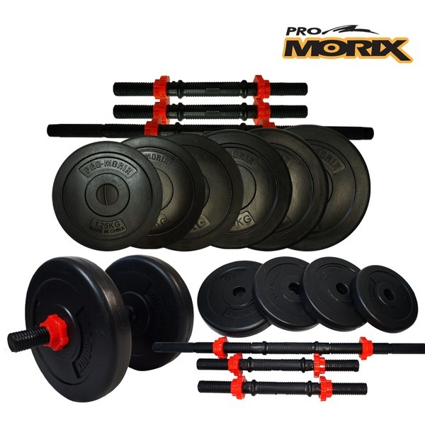 블랙마초 조립/아령/덤벨 14Kg~32kg 세트 무게조절