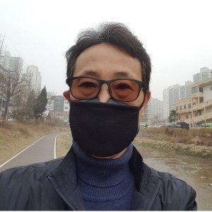 숨쉬기편한 필터마스크 김서림/바이러스/먼지 차단